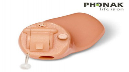 Phonak Tao Series CIC Hearing Aid by Sonova Hearing India Private Limited