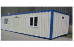 Portable FRP Cabins for Security Guard by Anchor Container Services Private Limited
