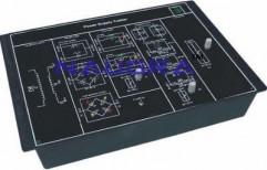 Power Supply Trainer by Naugra Export