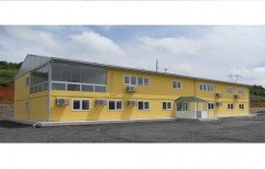 Prefabricated Accommodation by Anchor Container Services Private Limited