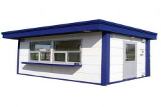 Prefabricated Portable Security Cabin by Anchor Container Services Private Limited