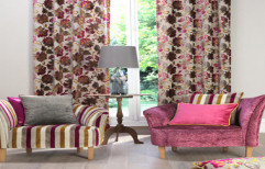 Room Curtain Fabrics by The Interior Studio