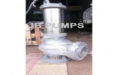 Slurry Sludge Pump by Jay Bajarang Engineering & Services