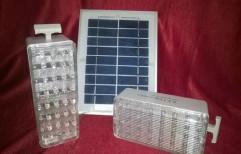 Solar Emergency Light by EFI Electronics