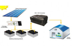 Solar Home Light System by S & S Future Energy Trading