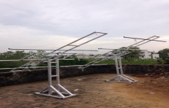 Solar Panel Mounting Structure by Radha Energy Cell