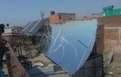 SOLAR PARABOLIC trough by Radha Energy Cell