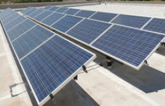 Solar Power Plant by Elinor Technologies Pvt. Ltd.