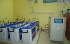 Solar Power Plant Service by Sri Kannan Traders