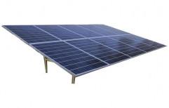 Solar Power Plant by DayStar Solar