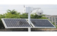 Solar Security Camera by Patel Electronics