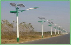 Solar Street Light Pole by Koley Solar Electricals & Mechanicals