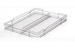 SS Kitchen Baskets by Sunrise Kitchen Decor