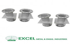 Stainless Steel Puddle Flange by Excel Metal & Engg Industries