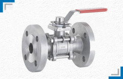 Stainless Steel Valves by Mackwell Pumps & Controls