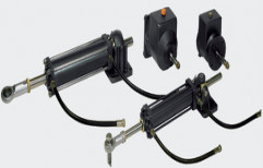 Steering System for Commercial Craft by Vetus & Maxwell Marine India Private Limited