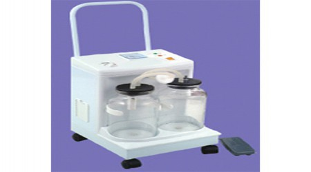 Suction Pump by Chamunda Surgical Agency