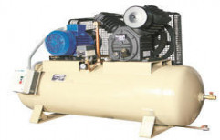 Two Stage Air Compressor (Rajkot Gujarat) by Machinery Traders