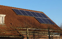 1 KW Rooftop Solar Power System by Sunya Shakti Manufacturer LLP