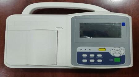3 Channel Ecg Machine by Medi-Surge Point