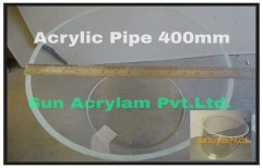 Acrylic Cylinder Transparent by Sun Acrylam Private Limited