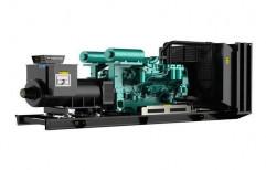 Air Cooled Diesel Generator by Rajat Power Corporation