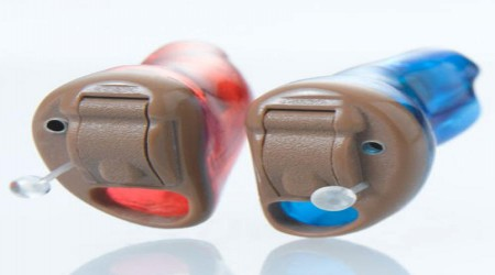 Am Digitrim 12 CIC Hearing Aid by Saimo Import & Export