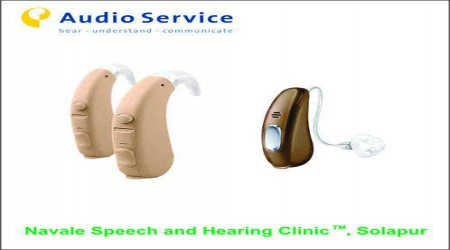 Audio Service Hearing Aid by Navale Speech & Hearing Clinic