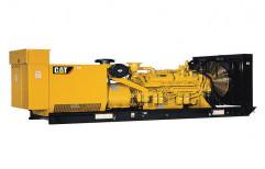Caterpillar Diesel Generator by S. P. Industries