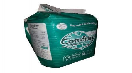Comfrey Adult Diaper by Jeegar Enterprises