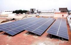Commercial Scale Solar Roof Top System by Paras Enterprise