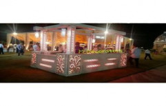 Designer Catering Counter by M. Decorators