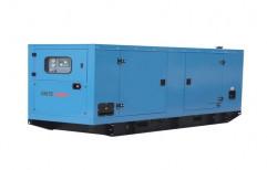 Diesel Generator Canopy by Rajat Power Corporation