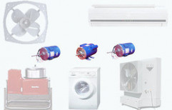 Domestic Appliances Motors by Crompton Greaves Limited