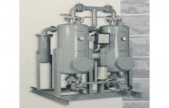 DP Series Compressed Air Dryer by Hind Pneumatics