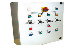 Electric Motor Control Panel by Suvijay Electricals