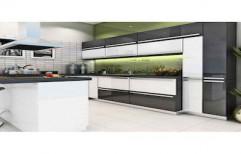 Fancy Modular Kitchen by Kairali Trading Company