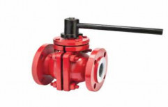 FEP Lined Ball Valve by Energy Economics