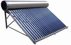 FPC Solar Water Heater by Solis Energy System