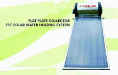 FPC Solar Water Heating System by Concept Solar