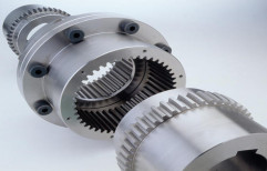 Gear Couplings by Unisoft Pheripherials