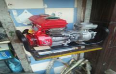 Generator by Diamond Engineering Corporation