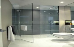 Glass Shower Cubicle by Varna Glass & Plywood Trading Private Limited