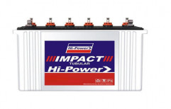 Hi Power Impact Tubular Battery by Jasoria Brothers