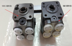 Hydraulic Steering Control Units Valves by S. M. Shah & Company