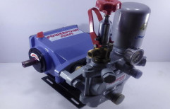 Hydro Testing High Pressure Triplex Plunger Pump by Mach Power Point Pumps India Private Limited
