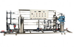 Industrial Reverse Osmosis Plant by Sanipure Water Systems