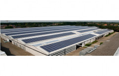 Industrial Roof Top Solar Panels by Cohort Overseas Private Limited