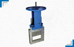 Knife Edge Gate Valve by Mackwell Pumps & Controls