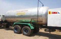 Liquid CO2 Storage Tanks by Bosco India